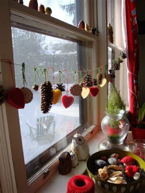 Fensterdeko Große Fenster by Fensterdeko Zum Herbst Kreative Vorschl 228 Ge Archzine Net