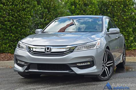 honda accord  touring review test drive