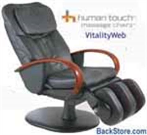 human touch robotic chair recliners ht 1650 ht