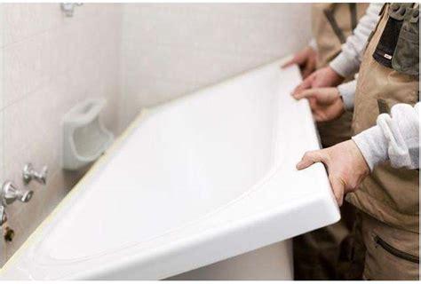 copri vasca da bagno un copri vasca nuovo per la vostra vasca rovinata