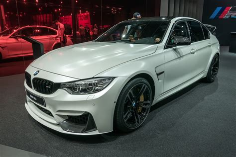 2016 Bmw M3 And 3 Series Get Facelift, More Tech For