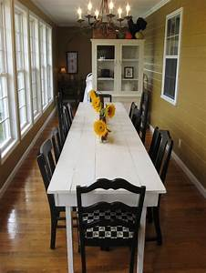 Best, 15, Narrow, Dining, Tables, For, Small, Spaces, Gallery