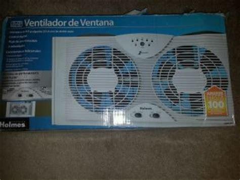 holmes digital window fan holmes blizzard power fan w 1 touch thermostat on popscreen