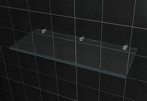Regal Tiefe 50 Cm : 8 mm glasregal 50 x 20 cm wand regal anbauregal bad dusche duschkabine duschwand ebay ~ Indierocktalk.com Haus und Dekorationen
