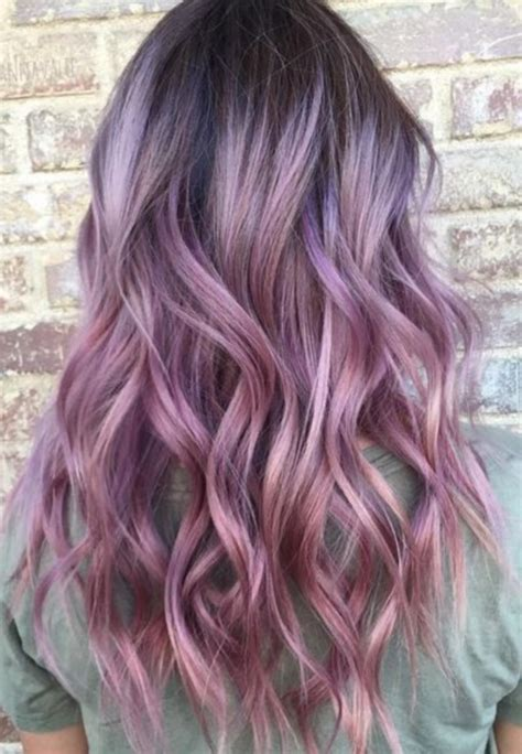 cool pastel hair color ideas  teenagers