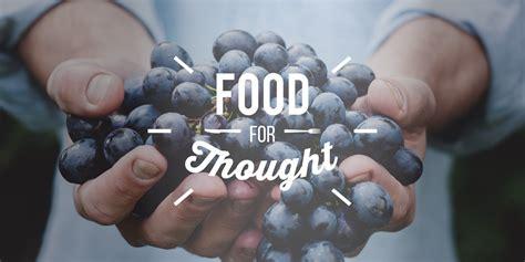 food  thought debating europe