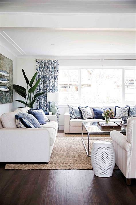 easy ways  decorate  home  hamptons style
