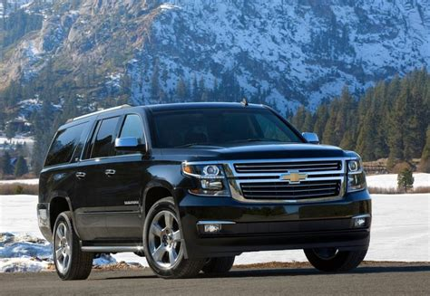 chevrolet suburban release date price colors