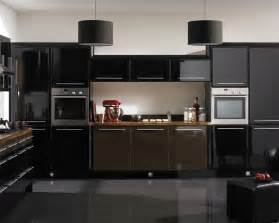 black cupboards kitchen ideas 22 kitchen ideas inspirationseek