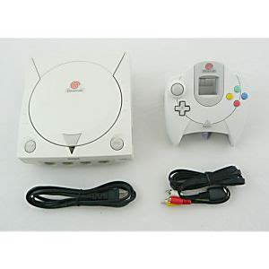 Dreamcast Console For Sale by Sega Dreamcast System Console On Sale