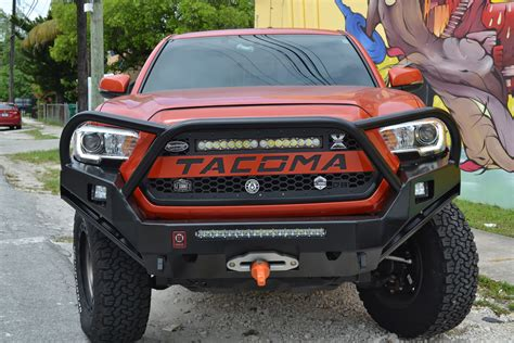 Toyota Front Bumper by Toyota Tacoma Front Bumper 2016 Proline 4wd Equipment