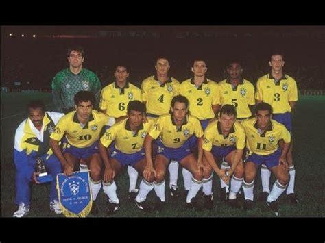 Copa América 1993: Brasil x Chile   YouTube
