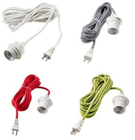 hanging l kit ikea brand new ikea sekond hanging premium light cord set 15 5