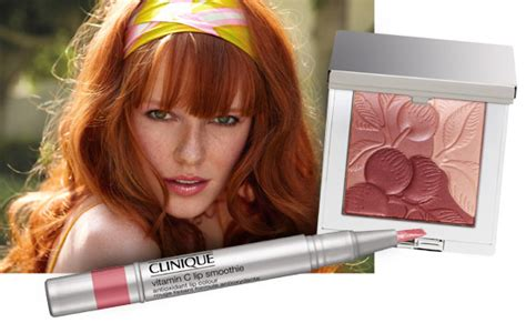 Spring  Clinique Juiced Up Color Bsb Beauty News