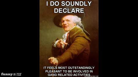 Joseph Ducreux Memes - joseph ducreux meme thrift shop www imgkid com the image kid has it