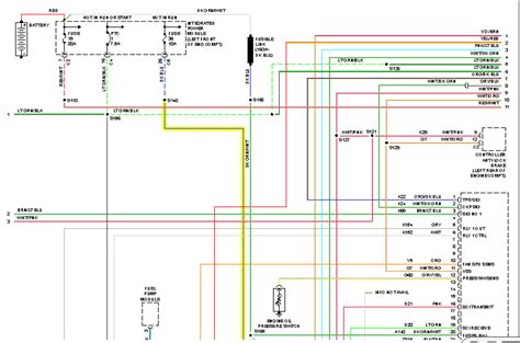 2004 Dodge 3500 Fan Wiring Diagram by I A 2003 Dodge 1 Ton With A Cummins That Has An