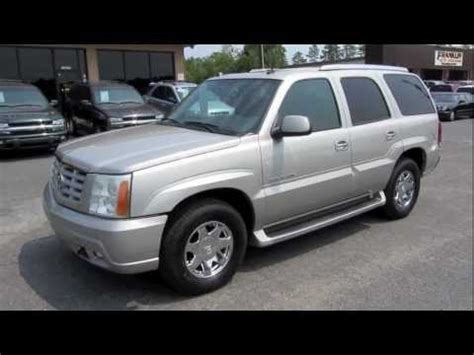 2002 Cadillac Escalade Problems by 2005 Cadillac Escalade Read Owner And Expert Reviews