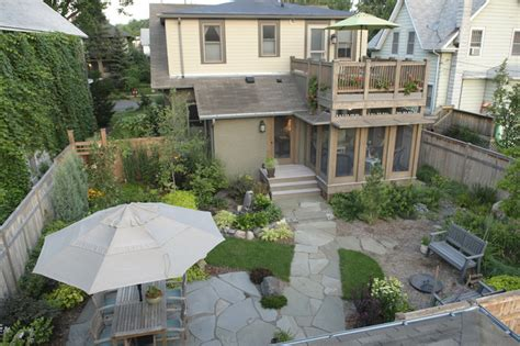 Urban Oasis  Contemporary  Landscape  Minneapolis By