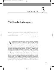 In the gradient regions of the standard atmosphere the
