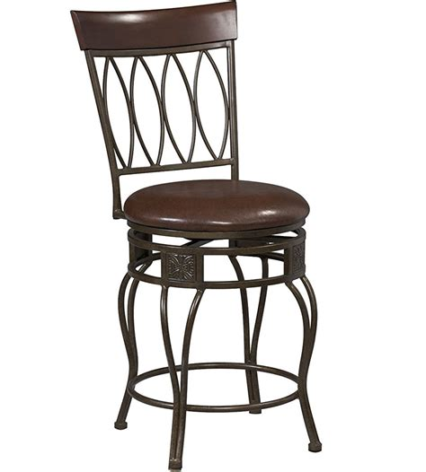 kitchen counter stool oval  metal bar stools