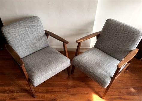 Two Ikea Ekenäset Armchairs