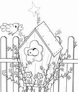 Pages Coloring Quilt Printable Colouring Squares Bird Storm sketch template