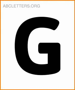 5+ capital g bubble letter appeal leter