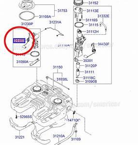 2006 2007 2008 2009 Hyundai Santa Fe 2 2l Diesel Oem Fuel
