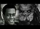 "Kevin Peter Hall (1955 - 1991) The Original ""Predator"" (In ..."