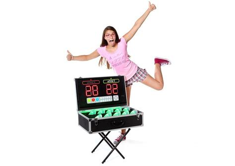 interactive light chaser game jb inflatables
