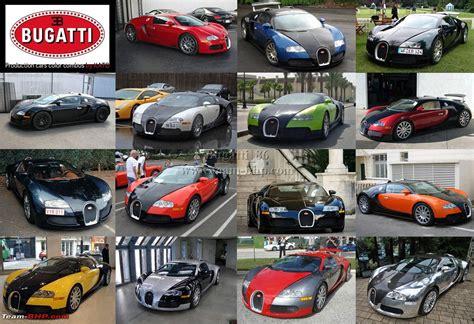 Bugatti Veyron Vs Various Opponents