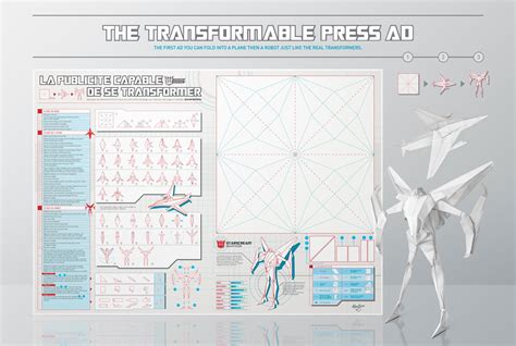 Transformers Print Advert By Ddb