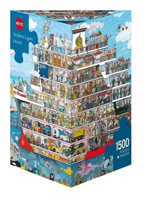 cruise jigsaw puzzle puzzlewarehousecom