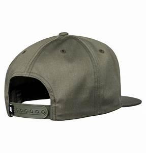 Men's Snappy Snapback Hat ADYHA00058 | DC Shoes