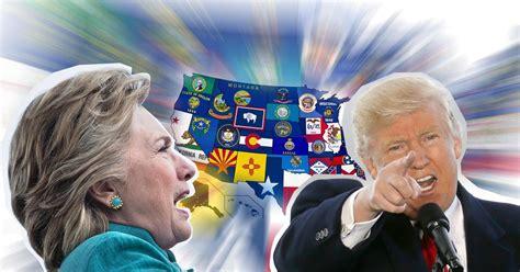 Выборы в США как голосуют штаты «liferu