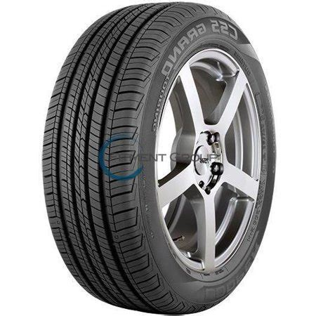 Cooper Grand Touring Tire Review by Cooper Cs5 Grand Touring All Season Tire 195 60r15 88t