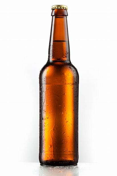 Beer Bottle Clipart Bottles Brown Drops Entire