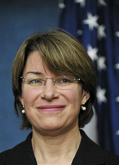 making  list amy klobuchar