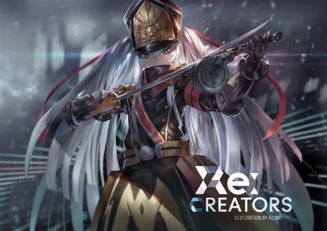 Anime Wallpaper Creator - re creators hd wallpaper background image 2263x1600