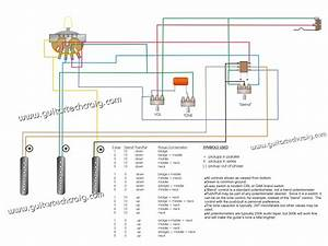 Pull Pot Humbucker Coil Split Wiring Diagram