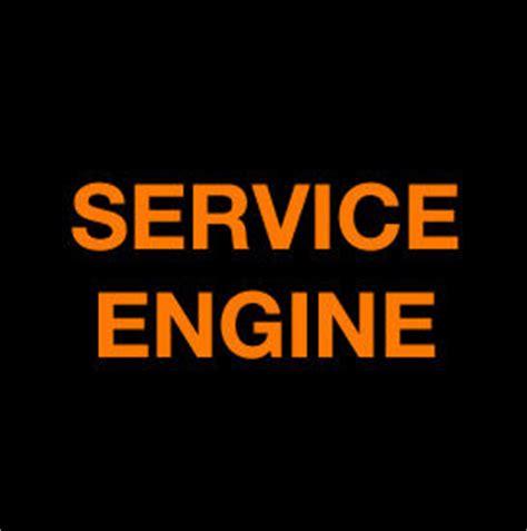 service engine light on warning lights port moody auto repair tire shop