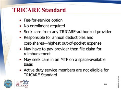 tricare  military health plan powerpoint
