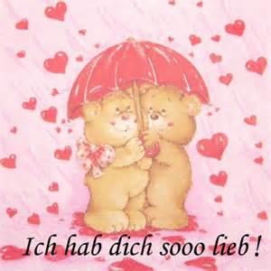hab dich lieb sprüche by sun374