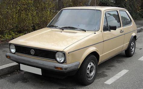 Volkswagen Golf Mk1 Wikipedia