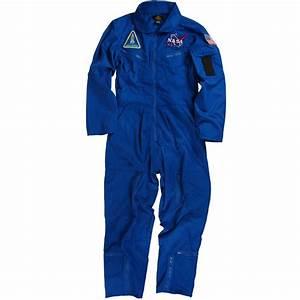 Adult NASA Astronaut Orange Flight Suit | Alpha Industries