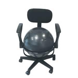 metal ball chair ergonomic chair cando