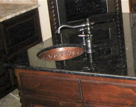 undermount sinks  granite countertops