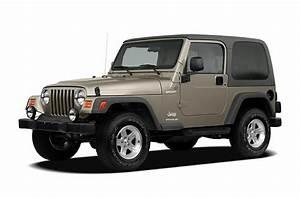 2001 Jeep Wrangler X