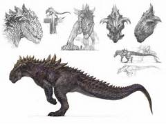 Displaying 16> Images For - Giant Monsters Concept Art...