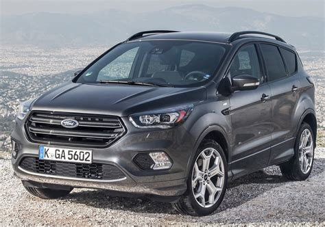 ford cars ford kuga 2017 hottest cars today